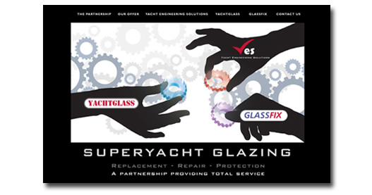 Yacht pertnership website
